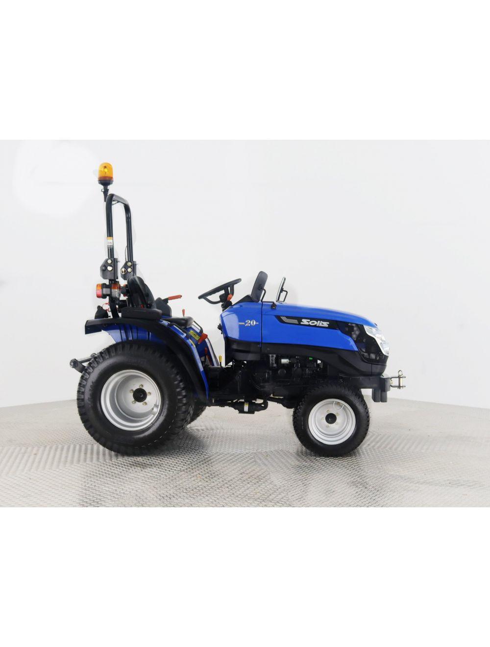 SOLIS 20 4WD Tractor