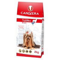 CANIVERA ADULT CHICKEN WITH LAMB TOY&MINI BREEDS