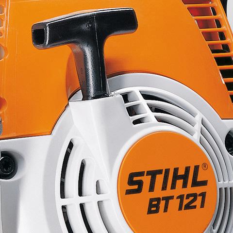 STIHL BT 360 Grondboormachine