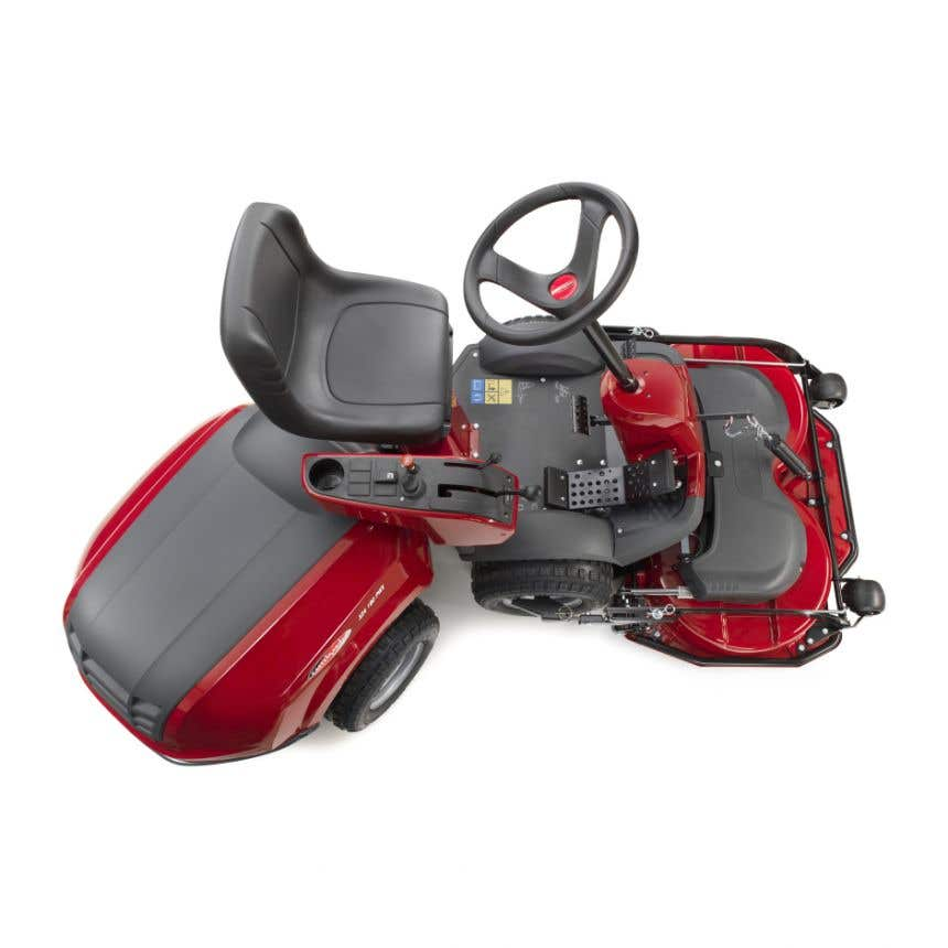 Castelgarden XZ4 180 PW (4WD) Frontmaaier